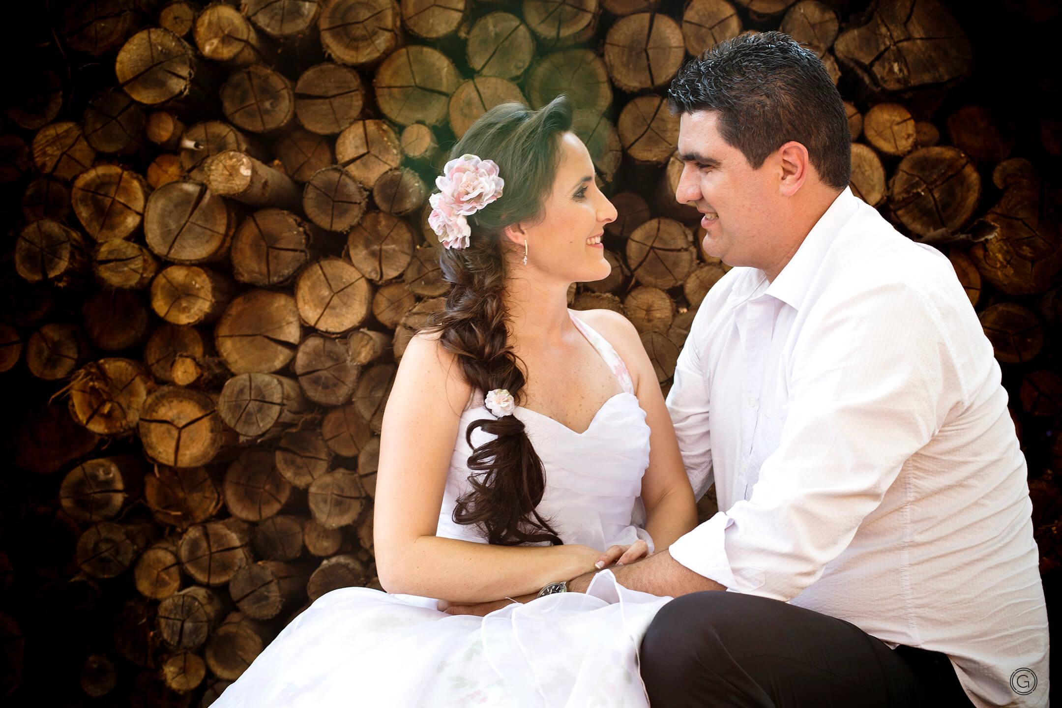 Natalia e Thiago