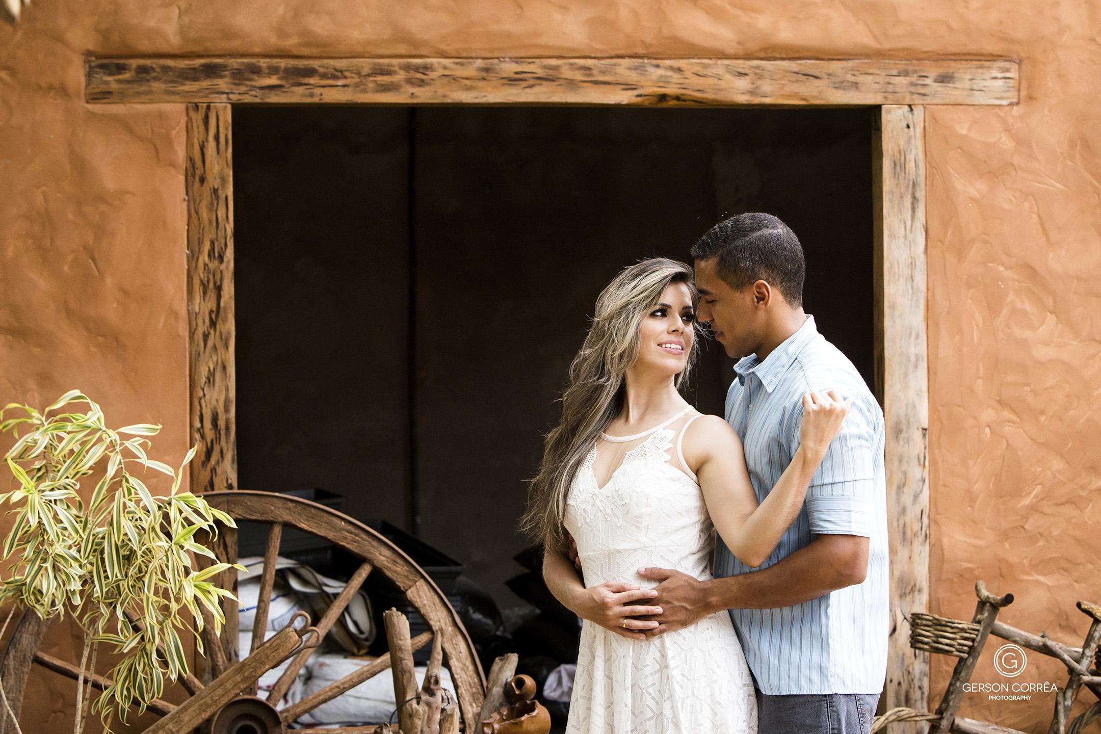 Mayra e Leandro